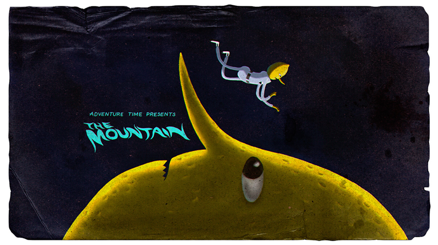 Hora de Aventura: A Montanha