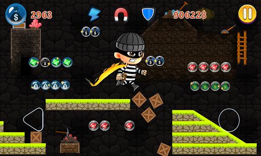 Bob Robber Run 1.0 {cheat hack gameplay apk mod resources generator} 1