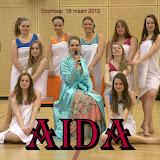 AIDA doorloop 18-03-2012  Waanzin Theater productions Zoetermeer