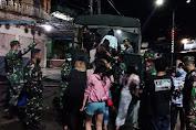 Satpol PP dan TNI Amankan Miras dan Puluhan Laedies di Soppeng