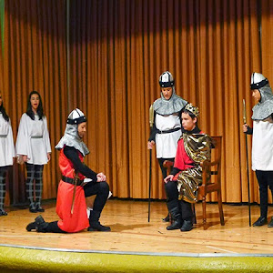 """""""El cantar de Mio Cid"""" - Certamen de teatro - """"La Campana es Sueño"""" - 2014"""