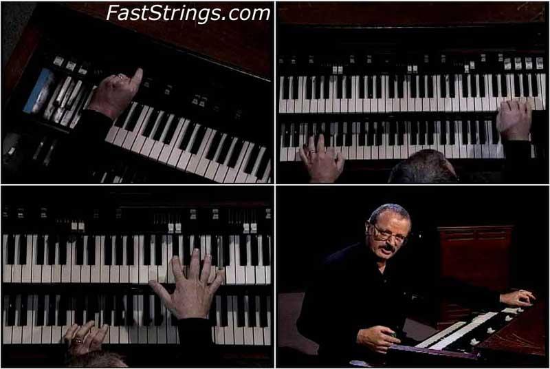 David Bennett Cohen - Blues And Rock Techniques For Hammond Organ