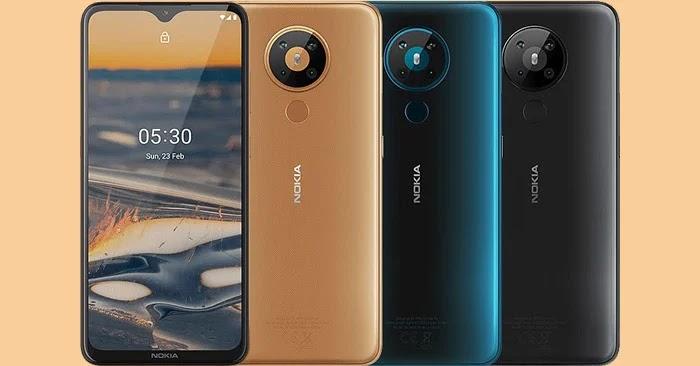 Harga Nokia 5.3 di Indonesia