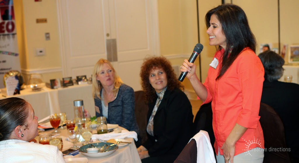 women's wisdom judy foster jan14 luncheon judy rebecca massoud trish slyvia