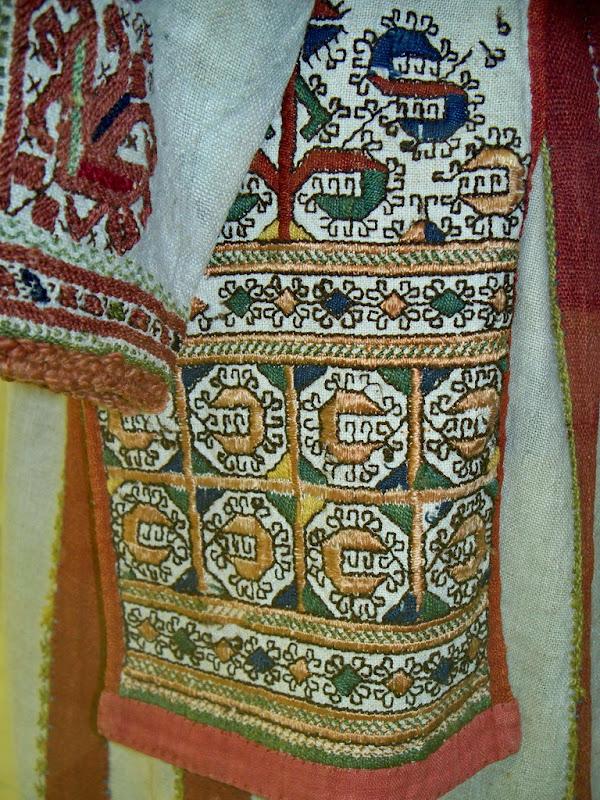 Чувашская одежда и вышивка