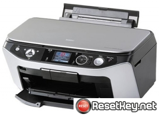 Reset Epson RX590 End of Service Life Error message