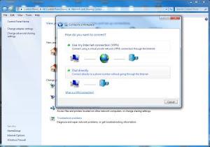 Screenshot 4 - Membuat Koneksi VPN PPTP di Windows