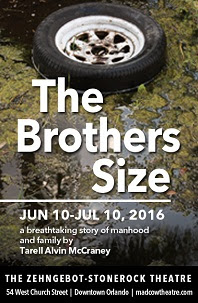 The Brothers Size at Mad Cow Theatre