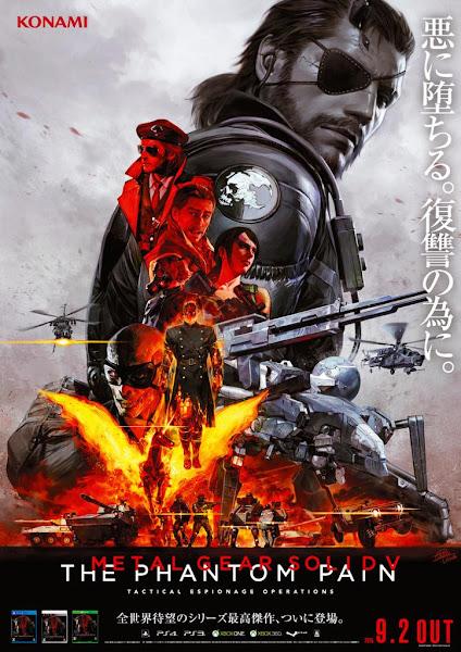 Metal Gear Solid 5 The Phantom Pain Gameplay Walkthrough
