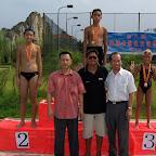 20050827 港清盃游泳友誼邀請賽
