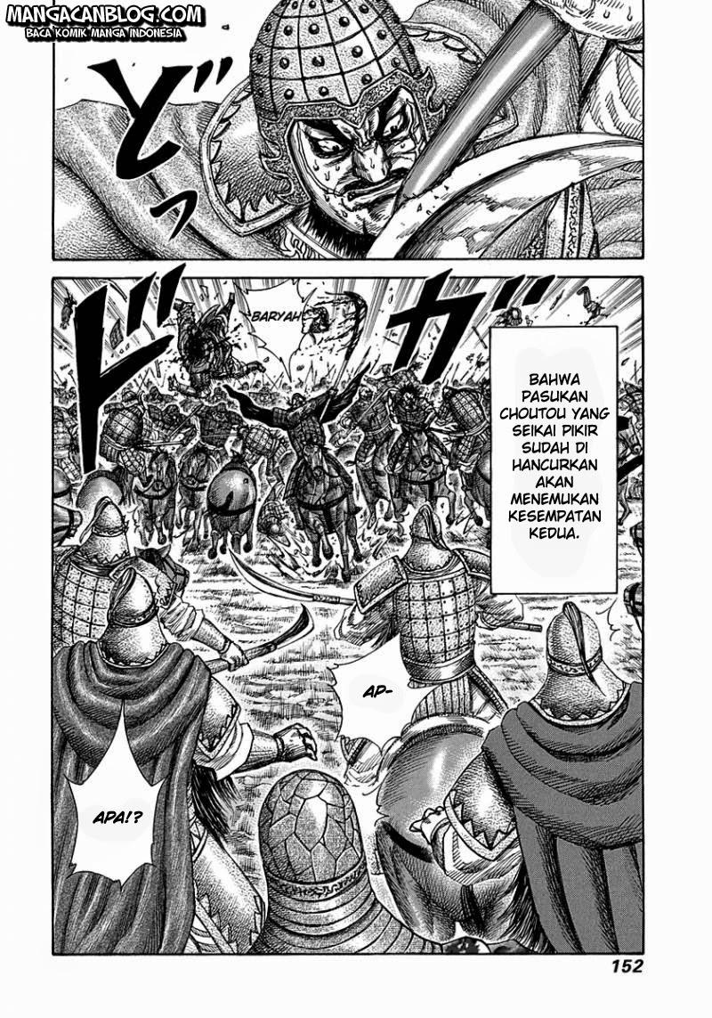 Baca Manga Kingdom Chapter 302 Komik Station