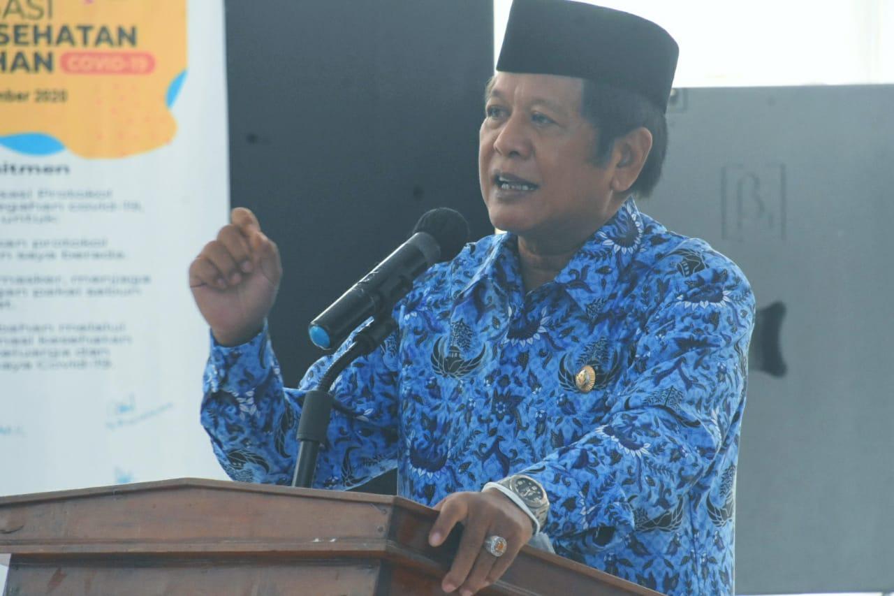 Tekad Berkontribusi Untuk Pembangunan Soppeng, Bupati Andi Kaswadi Beberkan Visi Misi 2021-2026