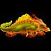 Dragón Camuflaje   Camouflaged Dragon