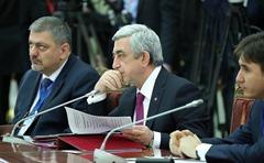 Serzh-Sargsyan-Supreme-Eurasian-Economic-Council