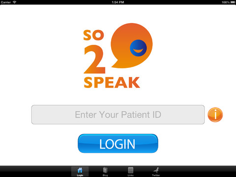 So2Speak Login