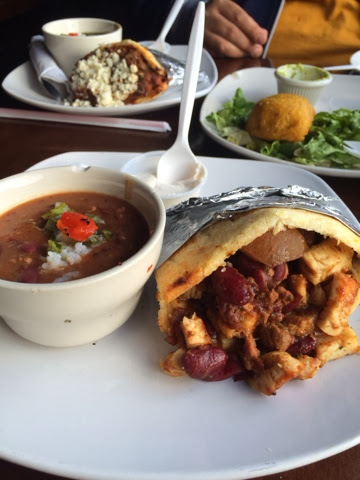Oversized Mozzarella Arepas Recipes — Dishmaps