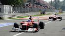 Fernando Alonso & Felipe Massa Ferrari F2012