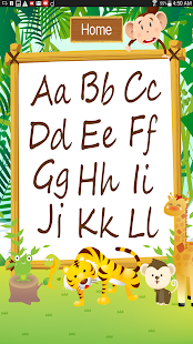 Animal Alphabets ABC Poem Kids- screenshot thumbnail