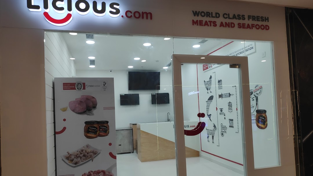 Licious Offline Store - Meat Products in Bengaluru