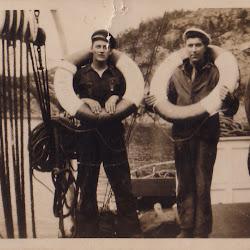 Pappa og onkel Olav