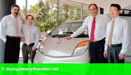 Hình 1: Ôtô rẻ nhất thế giới có thể được lắp tại Việt Nam