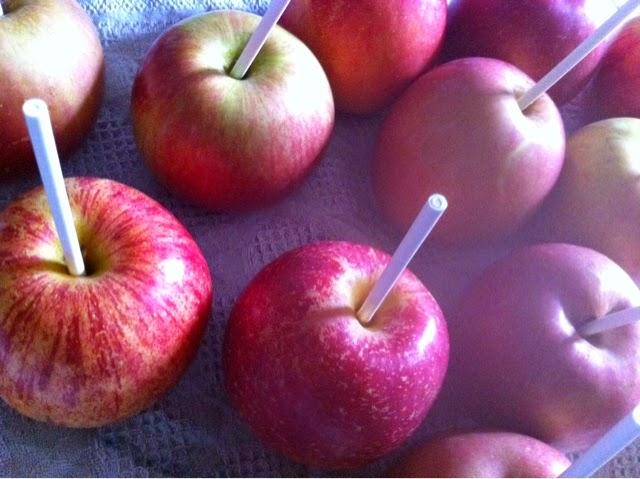 Pomme d'amour ingrédients