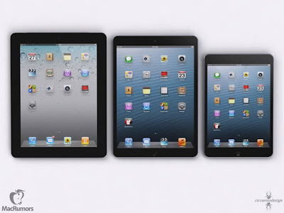 iPad5の予想デザイン:CiccareseDesign