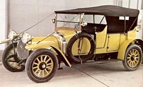 Amédée Bollée fils 1912 Type F