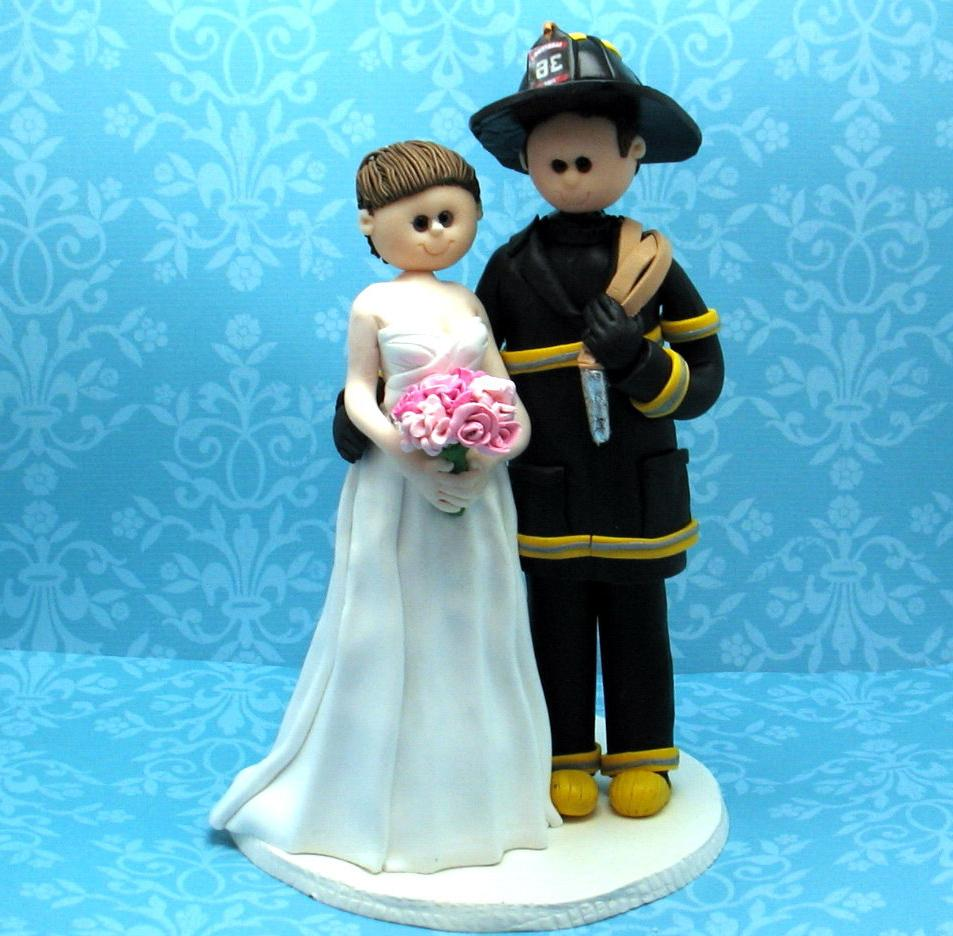 Keema's Blog: Firefighter Wedding Theme