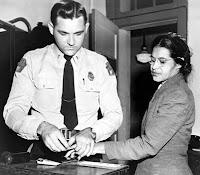 Rosa Parks, Montgomery Bus Boycott Arrest