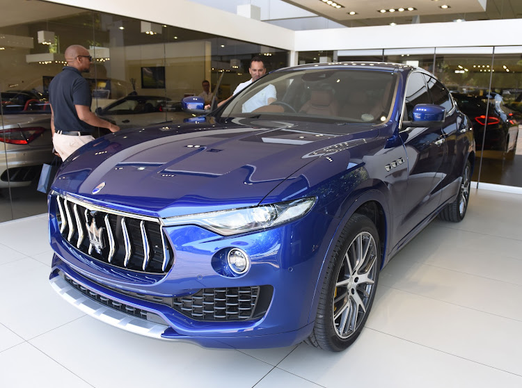 This pre-owned MY17 Maserati has less than 20,000km on the odometer at a price-saving of R500,000 over a new one. Picture: FREDDY MAVUNDA