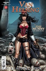 P00002 - Van Helsing Vs The Mummy