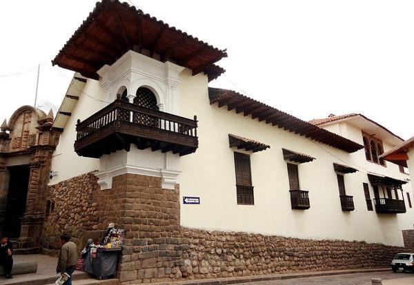 Palacio Arzobispal Cusco