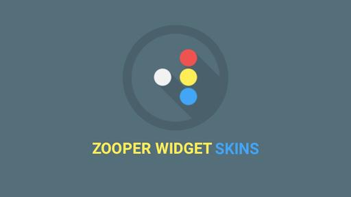 Best Zooper Widget skins.apk for Android