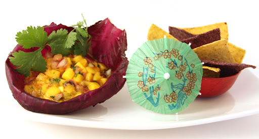 Tantalizing Mango Salsa Recipe (low sodium)
