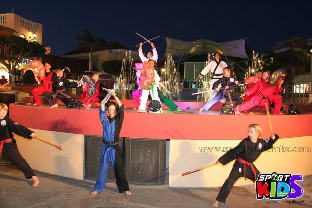 show di nos Reina Infantil di Aruba su carnaval Jaidyleen Tromp den Tang Soo Do - IMG_8775.JPG