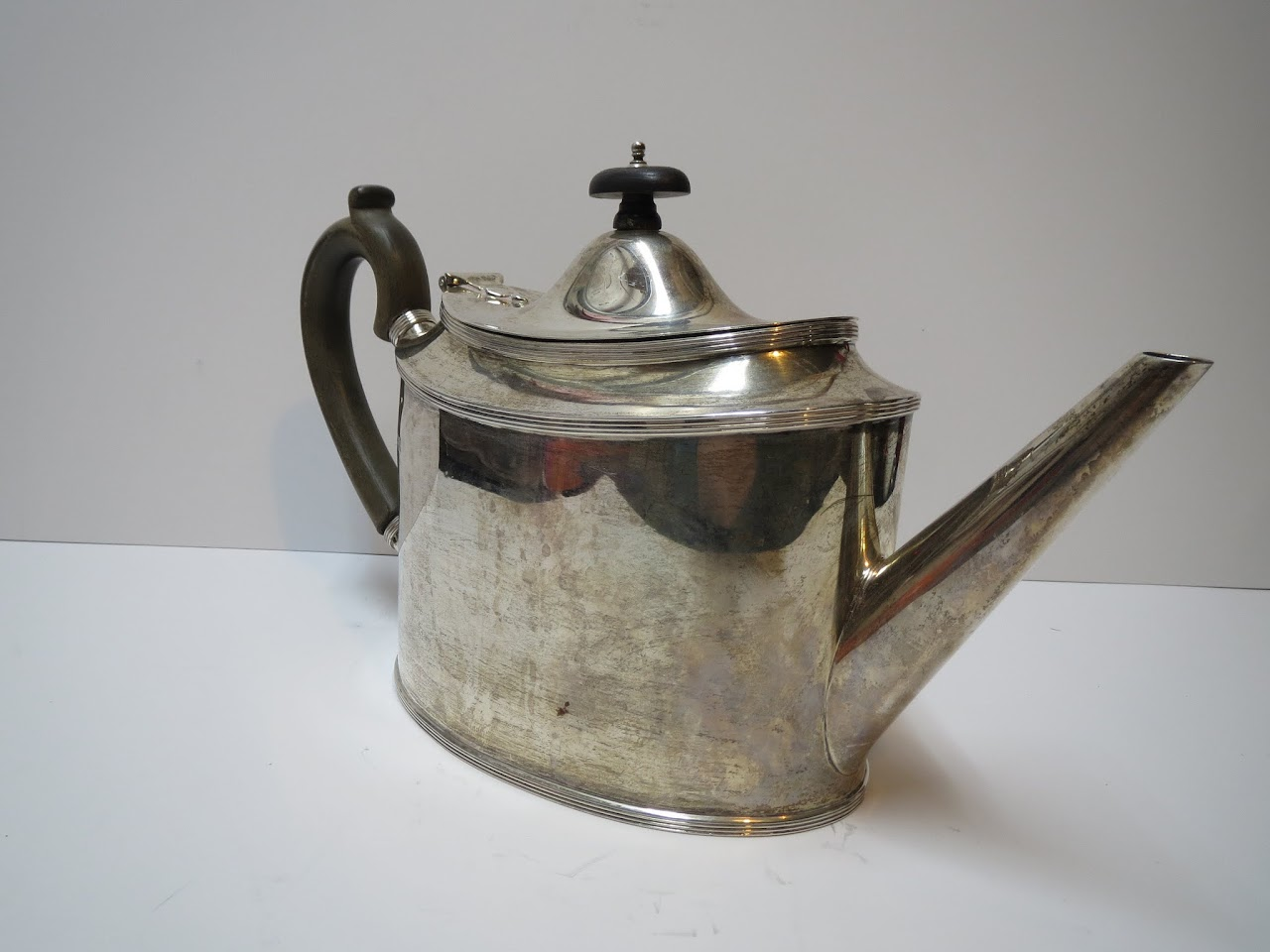 Sterling Silver Antique Pearce & Sons Coffee Pot