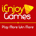 (Unlimited Trick) iEnjoyGames App Loot - Signup & Get Rs.10 Recharge Per Refer (Live Again)