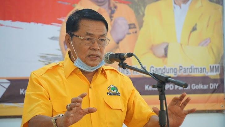 Hadiah Penangkap Money Politic Rp 50 Juta, Gandung Pardiman: Proses Hingga Pengadilan!