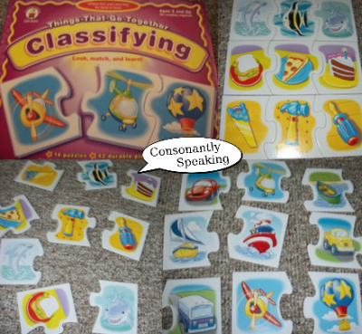 Classifying Puzzle
