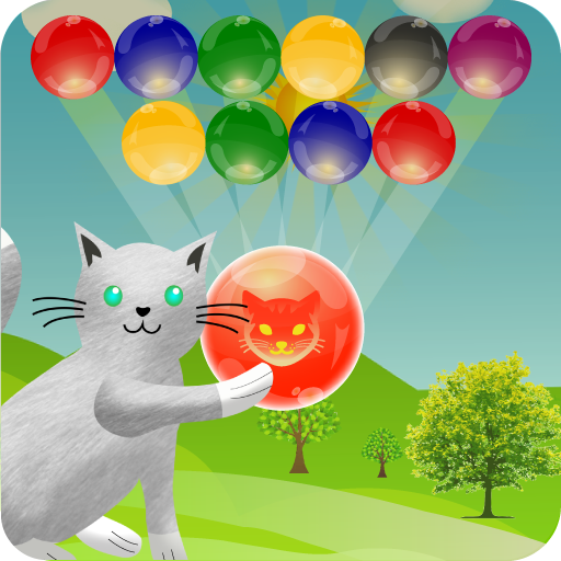 Kitty Bubble Shooter 20  file APK for Gaming PC/PS3/PS4 Smart TV
