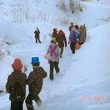 Новогоднее экологическое ориентирование - тропа не простаивает зимой