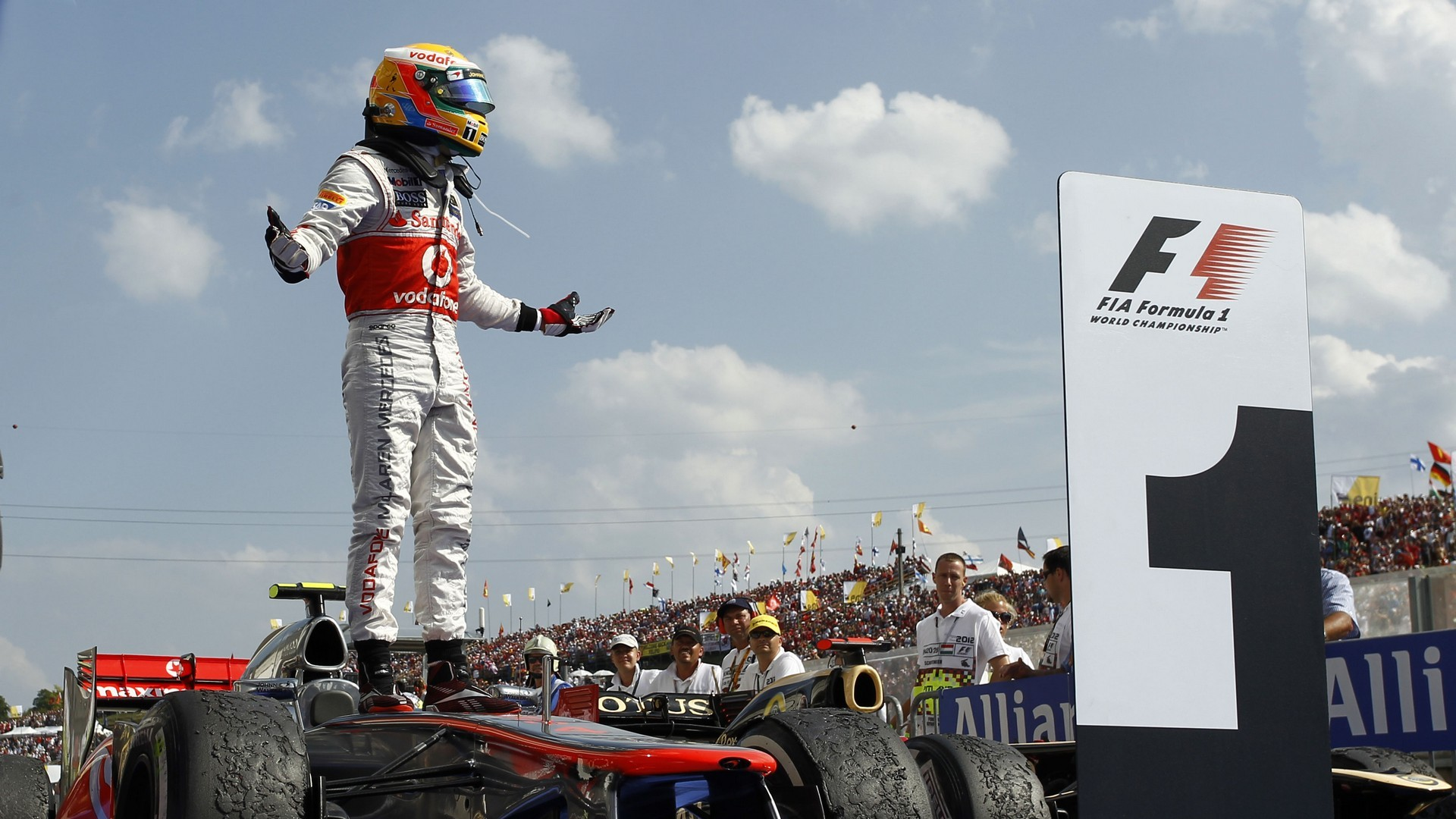 hd wallpapers 2012 formula 1 grand prix of hungary | f1-fansite