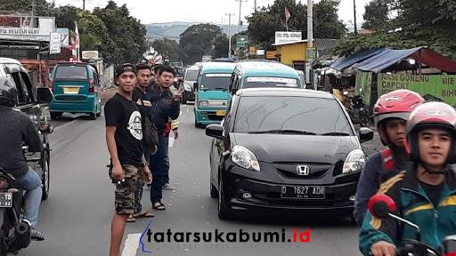 Tsunami di Selat Sunda, Berbagai Kalangan di Sukabumi Galang Donasi