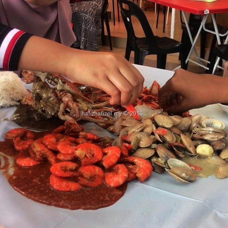 Tempat Makan Ala Shell Out di Estadio Coffee Bistro, Kuala Terengganu