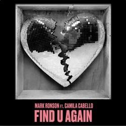 Capa Find U Again – Mark Ronson feat. Camila Cabello Mp3 Grátis