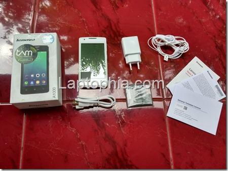 Paket Pembelian Lenovo A1000