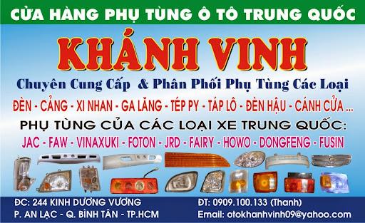 Phu tung | Xe tai | o to | den | cang | den pha | den xi nhan | ga lang | Jac | faw | vinaxuki | foton | Fairy | soyat | pmc | premio