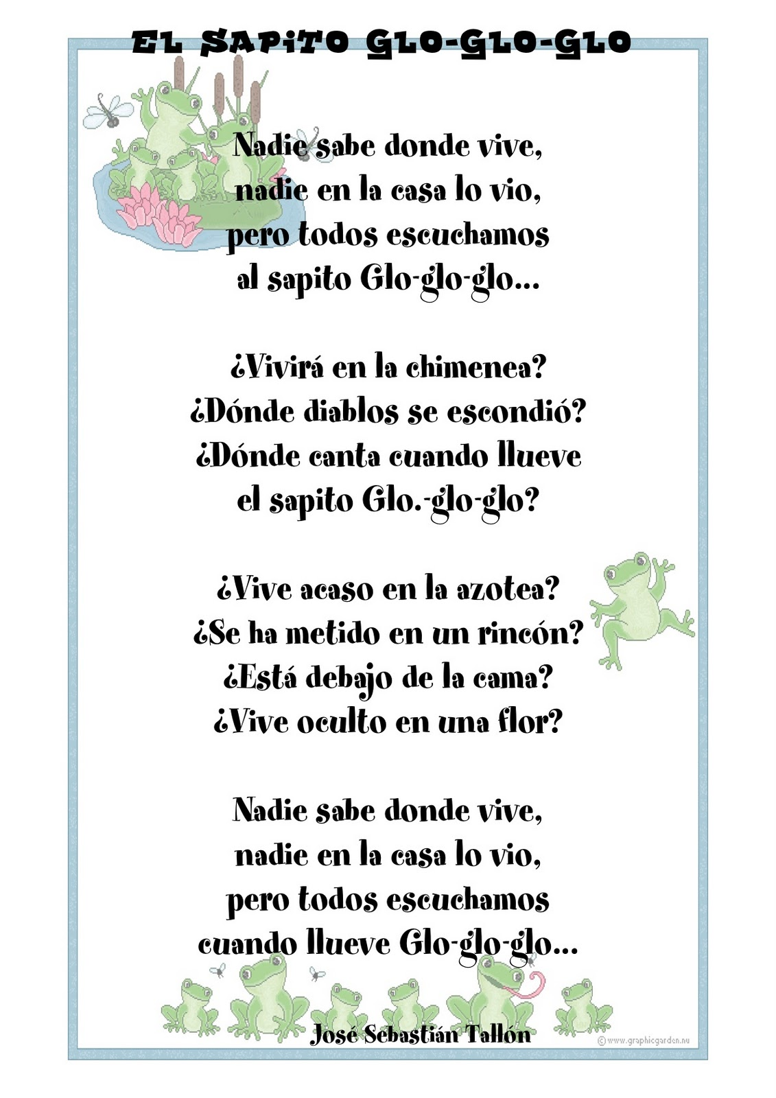 canciones para ninos de escuela: