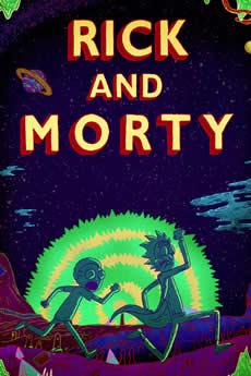Capa Rick and Morty 3ª Temporada (2018) Dublado Torrent